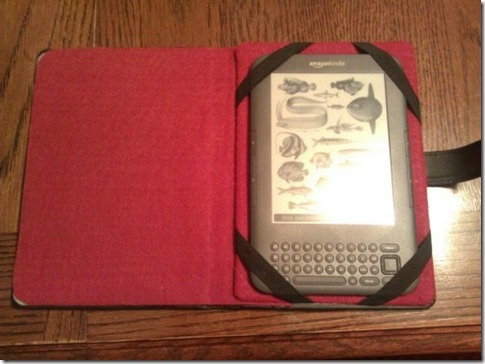 Kindle Case- Inside